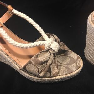 Coach Catolina sandals